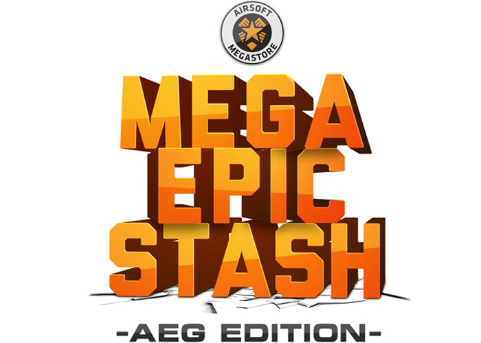 AMS Mega Epic Stash #2 AEG Edition