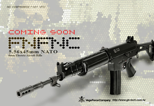 vfc knights kac pdw std and fn fnc rifles coming soon popular airsoft