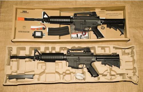 Not Your Mother's China: JG M4 Carbine vs CA Sportline M15A4 Ca_vs_jg_m4_02