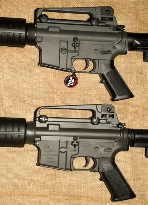 Not Your Mother's China: JG M4 Carbine vs CA Sportline M15A4 Ca_vs_jg_m4_06