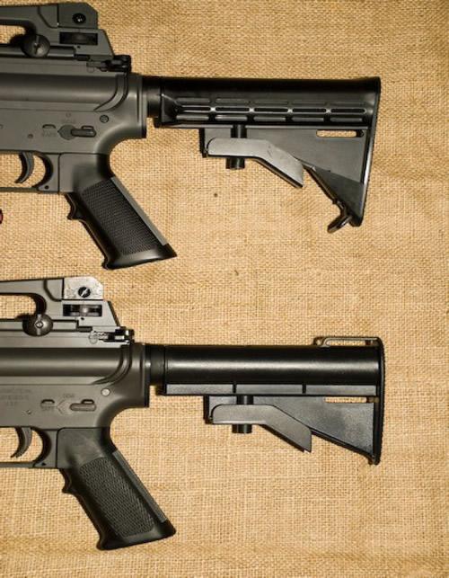 Not Your Mother's China: JG M4 Carbine vs CA Sportline M15A4 Ca_vs_jg_m4_07