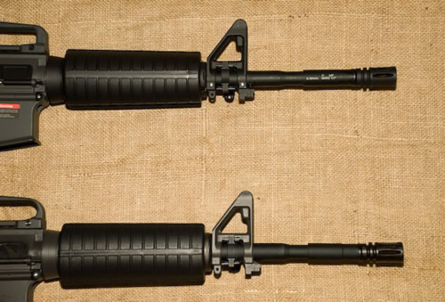 Not Your Mother's China: JG M4 Carbine vs CA Sportline M15A4 Ca_vs_jg_m4_08