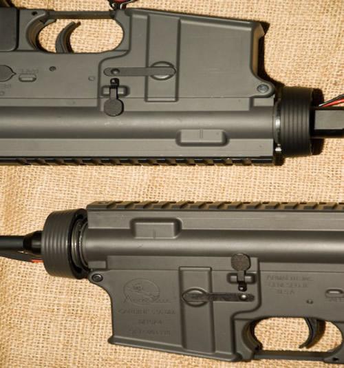 Not Your Mother's China: JG M4 Carbine vs CA Sportline M15A4 Ca_vs_jg_m4_12
