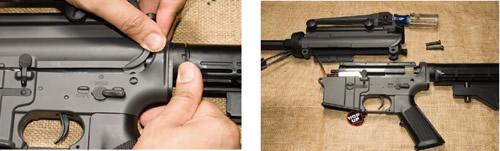 Not Your Mother's China: JG M4 Carbine vs CA Sportline M15A4 Ca_vs_jg_m4_14