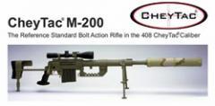 CheyTac M200 Rifle