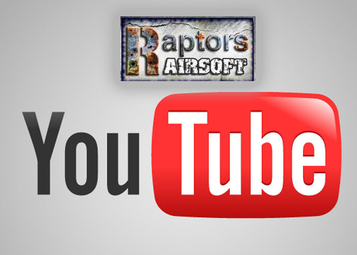 Raptors Airsoft YouTube