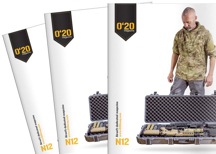 0'20 Magazine N12 Issue