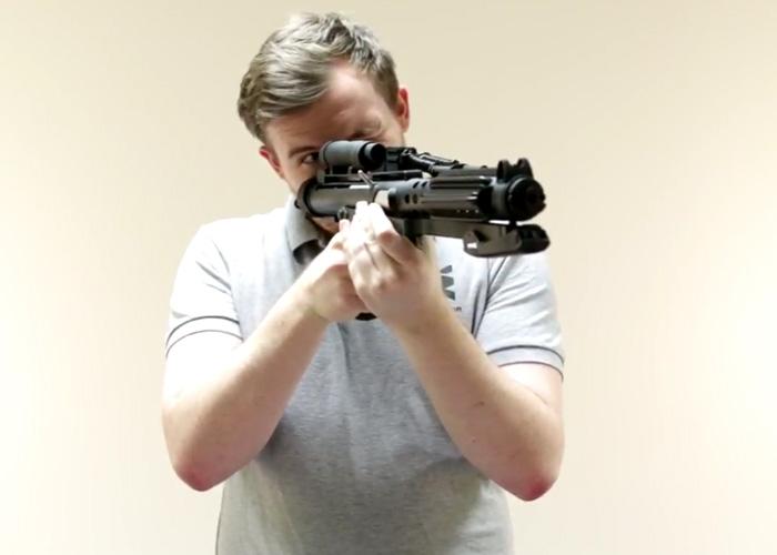 Bespoke Airsoft: S&T E11 Blaster AEG