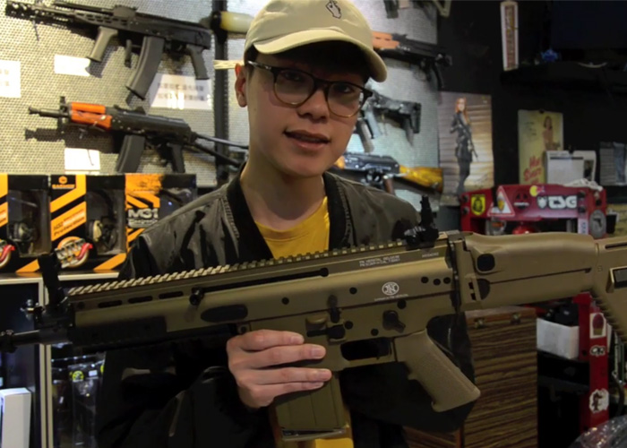 Bunny Review: Cybergun SCAR-H GBBR