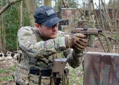 Cybergun FNH FNX-45 Tactical GBB Pistol Review
