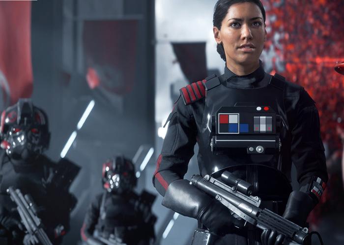 Star Wars: Battlefront II Reveal Trailer