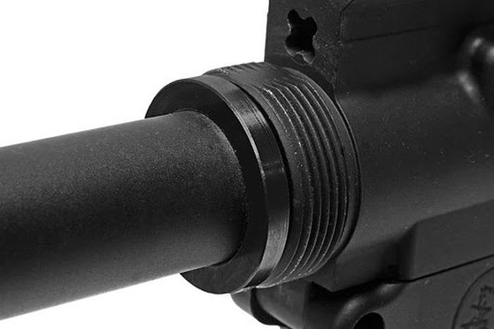 Tm M4 Mws Steel Barrel Nut Adapter Popular Airsoft