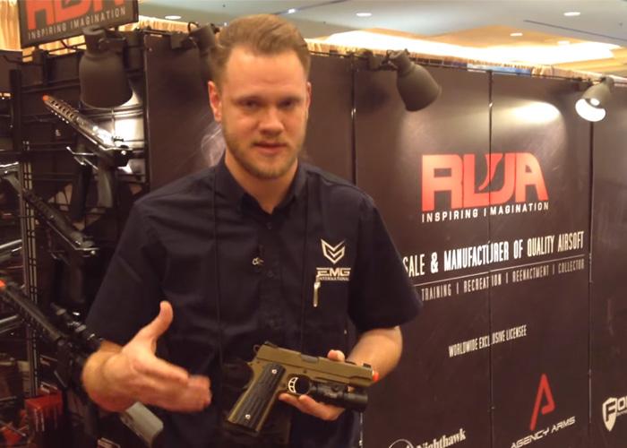 Evike SHOT Show 2017: RedWolf Airsoft