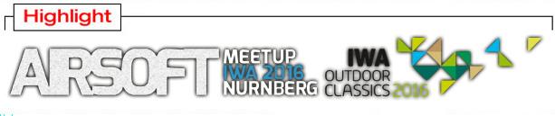 Airsoft Meetup 2016 Highlight