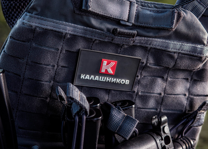 Kalashnikov Patch