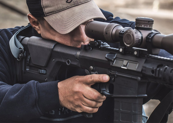 Magpul Precision Rifle Stock Gen 3