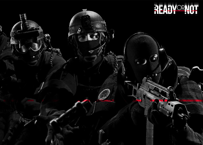 Ready Or Not FPS Tactical Shooter