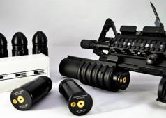 SKWAirsoft: TEE 40mm Airsoft Grenade