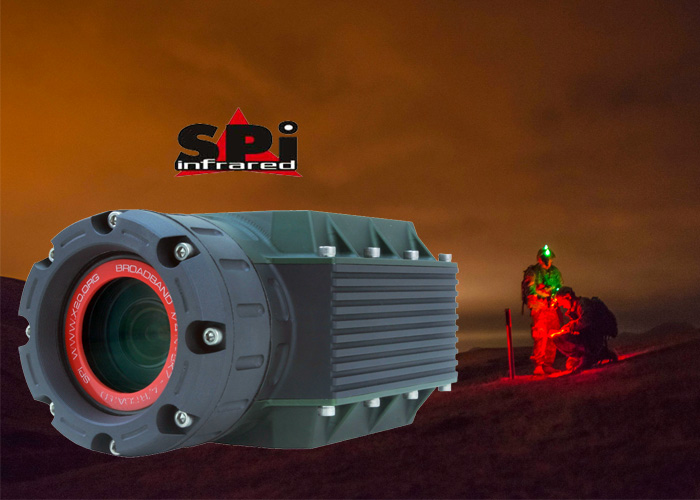 SPI X27 Full Color Night Vision Camera