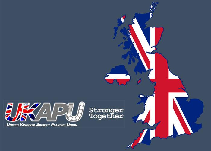 UKAPU Stronger Together