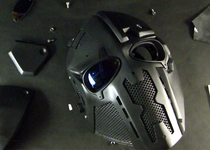 Kevlar Mask Bulletproof Devtac ronin mask on pre-order popular airsoft
