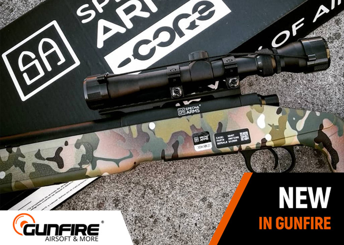 Gunfire Specna Arms CORE
