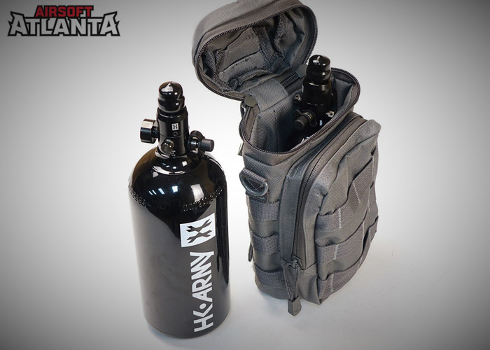 Airsoft Atlanta: MOLLE Pouch For HPA Tanks