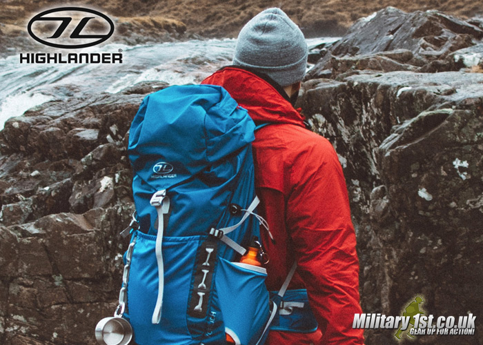 Military 1st: Highlander Vorlich 40L Backpack