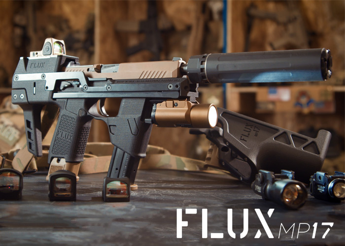 FLUX Defense FLUX MP17