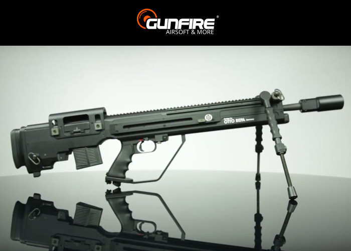 Gunfire Instant Video: SOC SLR Otto Repa