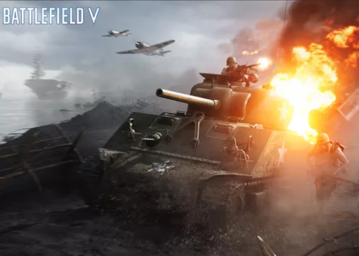 Battlefield V Chapter 5 Pacific Theater