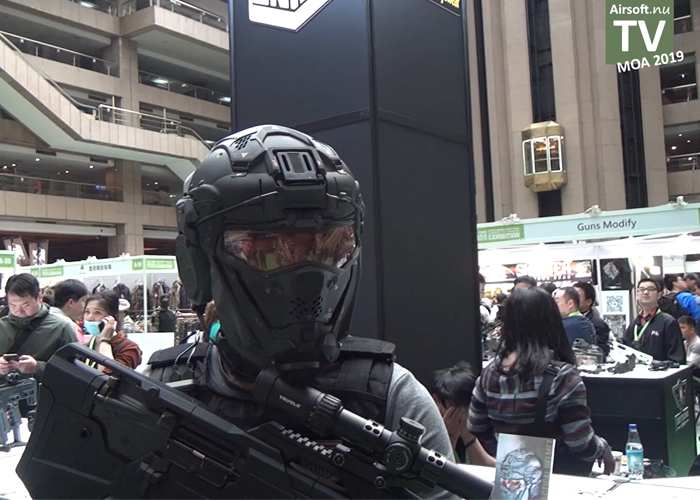 Airsoft.nu: SRU 2020 Tactical Helmet