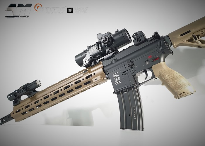 Airsoft Mike: Specna Arms SA-H06-MHT ONE