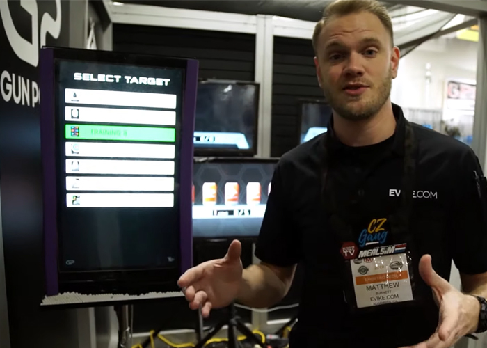 GunPower Training System At SHOT Show 2020