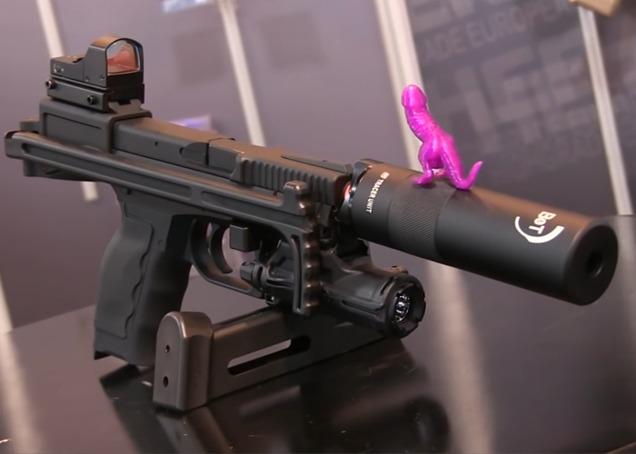 USAirsoft's Top 5 Airsoft Guns At SHOT 2020