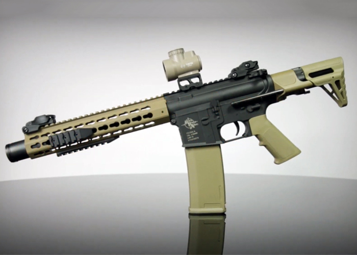 Gunfire Instant Video: Specna Arms RRA SA C07 PDW CORE