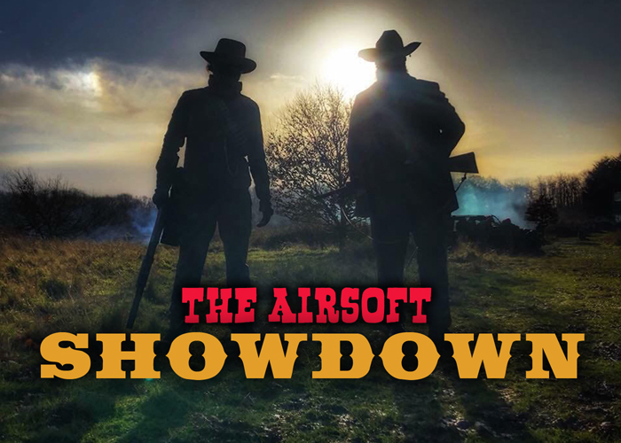 Airsoft Showdown Announcement