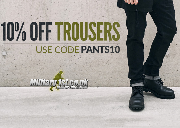 Miltitary 1st Trouser Sale 2020