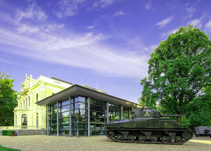 Airborne Museum At Hartenstein