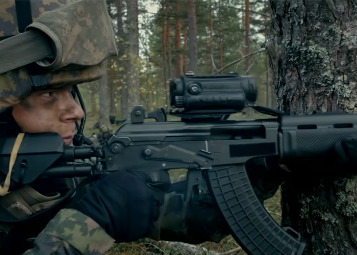 "Finnish Defense Forces ""Battlefield 2020"""