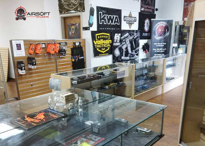 Airsoft Atlanta Temporary Shop
