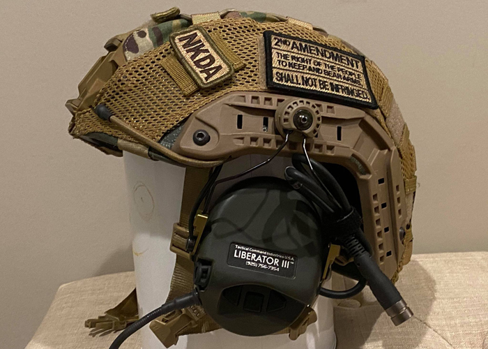 Citizens Armor Co. Tendy Defendy Helmet