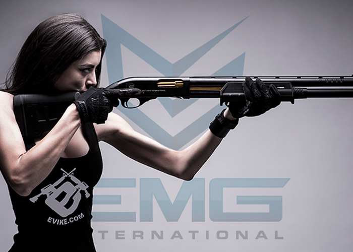 Evike.com: EMG Salient Arms M870 CO2 Shotgun