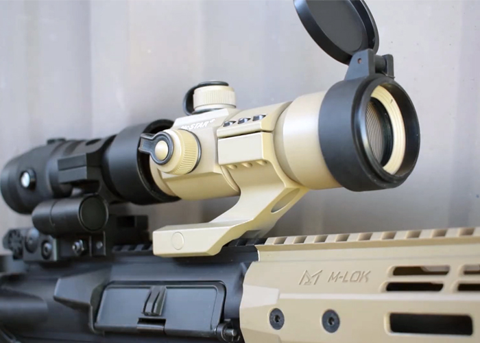 Fox Airsoft: All About Optics