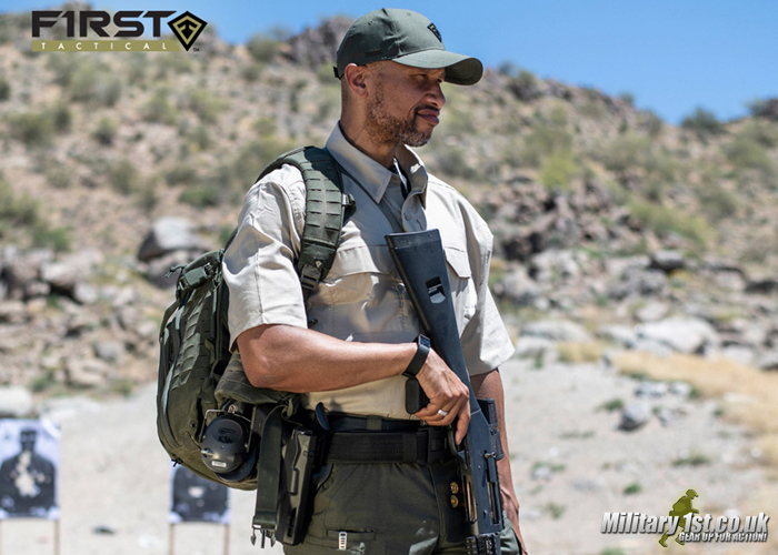 Military 1st: First Tactical V2 Tactical Shirt