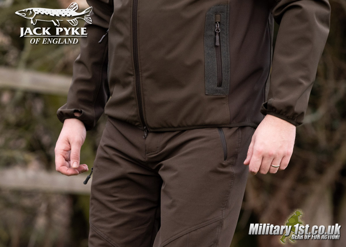 Military 1st: Jack Pyke Dalesman Stretch Trousers
