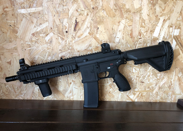 Specna Arms SA-H20 EDGE 2.0 AEG Review