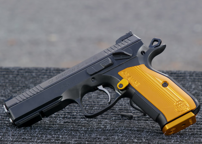 Vickers Tactical: CZ Shadow 2 Orange