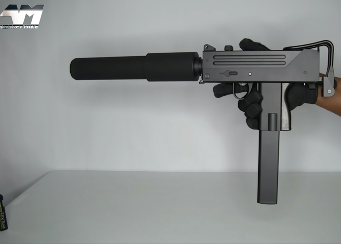 Airsoft Mike: JG MAC-10 Electric Machine Pistol