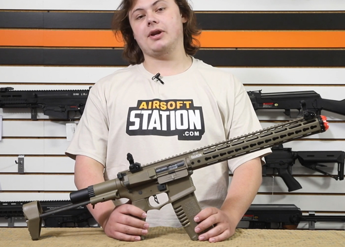 Airsoft Station Review: Ares Amoeba AM-016